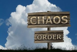 Chaos or order